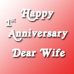 First anniversary wishes for wife: Messages & Quotes for her   Entertainment   Scoop.it