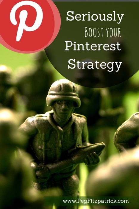 STRATEGY - 7 Top Pinners Share Tips, Favorite Boards, Pinners to Follow | Pinterest for Business | Scoop.it