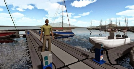 La sicurezza in mare diventa un gioco | Serious games | Scoop.it