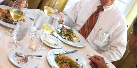 Don't Make These Rookie Business Dining Etiquette Mistakes! - Small Business Trends | Business | Scoop.it