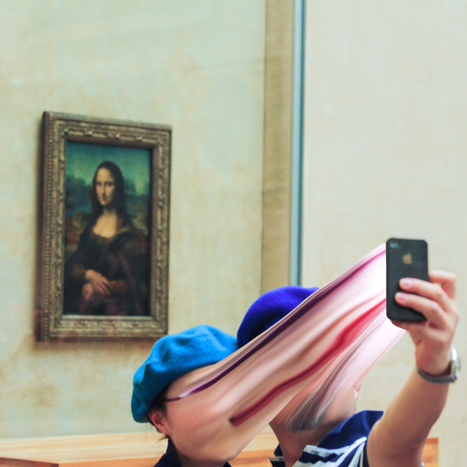 Attention-Sucking Power of #Digital #Technology Displayed Through #Photography by Antoine Geiger. #art | Luby Art | Scoop.it