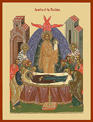 Sermon on the Dormition of the Most Holy Theotokos | Eastern Orthodoxy | Scoop.it