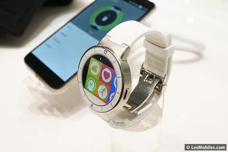 Alcatel OneTouch Watch en précommande aux Etats-Unis - LesMobiles.com | ALCATEL ONE TOUCH vu par le web | Scoop.it
