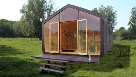 [vidéo] Wikkelhouse : la maison en carton aux multiples usages | Construire Tendance | Scoop.it