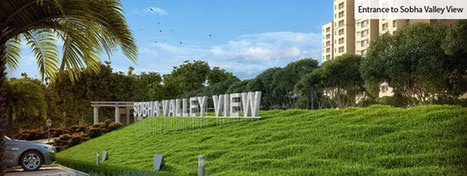 Sobha Valley View | New Residential Property in India | Scoop.it