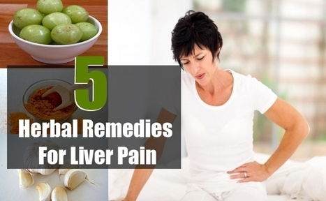 remedy Liver Pain 5 Herbal Remedies For Liver Pain | | health | Scoop.it