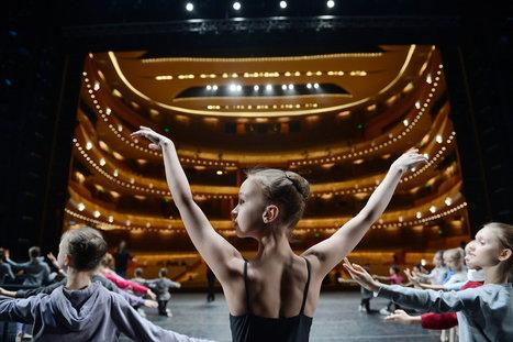 Mariinsky II Is Set to Open in St. Petersburg   enjoy yourself   Scoop.it