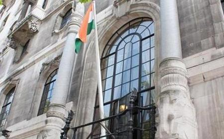 Protests outside Indian High Commission in UK | SocialAction2014 | Scoop.it