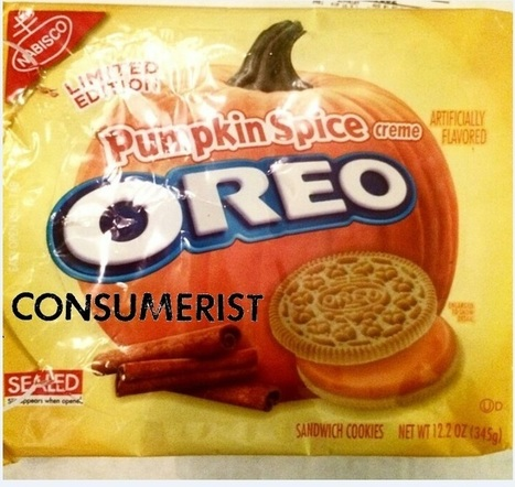 Pumpkin Spice Oreos: This Could Really Be Happening | Troy West's Radio Show Prep | Scoop.it