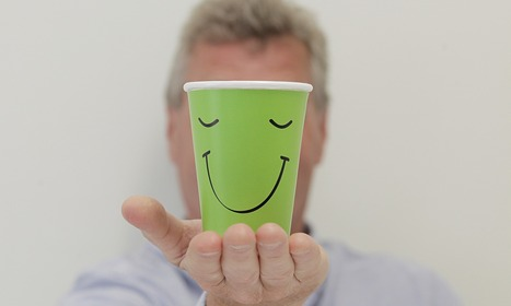 World's first fully recyclable paper cup to hit UK high streets | Wine | Scoop.it