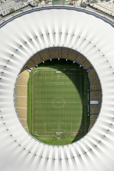 Maracanã Stadium Roof Structure / schlaich bergermann und partner | retail and design | Scoop.it