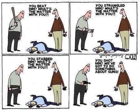 #GunControl #FAIL | Criminal Justice in America | Scoop.it