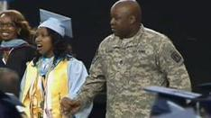 Happy News Story: Soldier Secretly Returns From Kuwait To Surprise Daughter | Littlebytesnews Current Events | Scoop.it