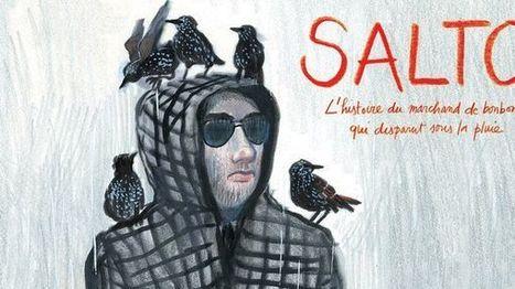 Bande dessinée « Salto », un saut périlleux au temps de l'ETA   Cote-basque way of life   Scoop.it