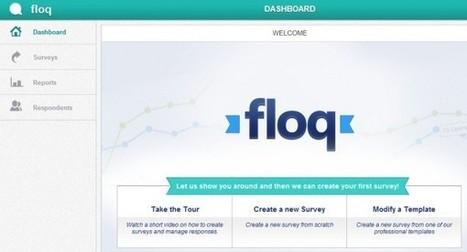 Floq – Un nuevo y profesional sistema de creación de encuestas y exámenes | #REDXXI | Scoop.it