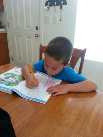 Countdown to kindergarten: Learning good habits now for success later - Eastern Arizona Courier | Preschool | Scoop.it