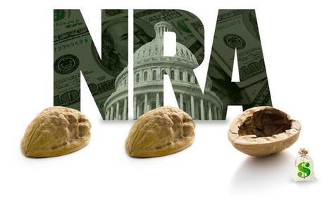 "NRA Violating Federal Election Laws?  A ""Shell Game"" 