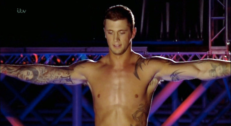 Dan Osborne en Speedo léopard dans Splash | 16s3d: Bestioles, opinions & pétitions | Scoop.it