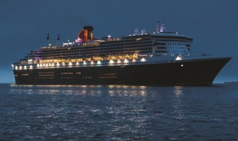 Cunard Prepares For First Ever Transatlantic Fashion Week | English speaking media | Scoop.it
