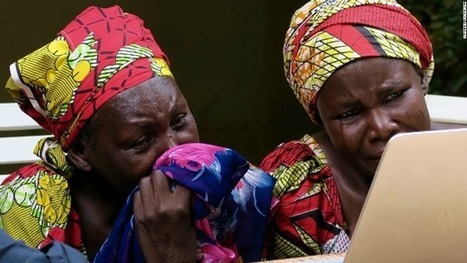Brought Back Our Girls: 21 Kidnapped Chibok Girls Returned, Most With Babies. More Expected   Africa : Commodity Bridgehead to Asia   Scoop.it