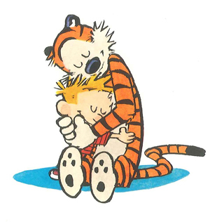 Bill Watterson Grand Prix d'Angoulême 2014 | BD - Calvin et Hobbes - comic strips | Looks -Pictures, Images, Visual Languages | Scoop.it