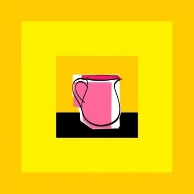 Artwork: Pink Jug - Open House Art | Art - Crafts - Design | Scoop.it