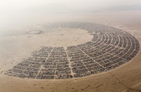 Abren convocatoria internacional para rediseñar la ciudad de 'Burning Man'   Regiones y territorios de Colombia   Scoop.it