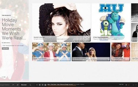 The new Myspace: Social Media's B-side? | Digital Culture Class 2012 | Scoop.it