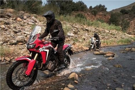 Honda desvenda todas as características da CRF1000L AFRICA TWIN 2016 - MotoNews - Andar de Moto | Rogermotard | Scoop.it