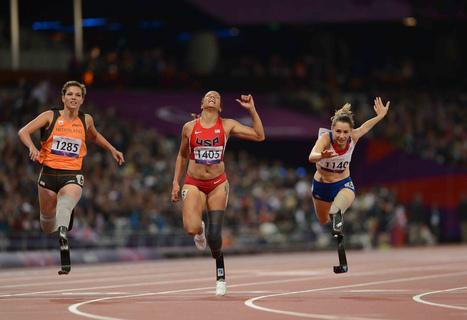 Jeux paralympiques : pas tous égaux sur la ligne de départ - Faire Face - Toute l'actualité du handicap moteur   Handicap, Mobilité et Vivre Ensemble   Scoop.it
