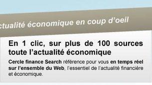 Bourse en ligne : Information boursiere, Economie, Finance, Bourse de paris - Cerclefinance | generalise | Scoop.it
