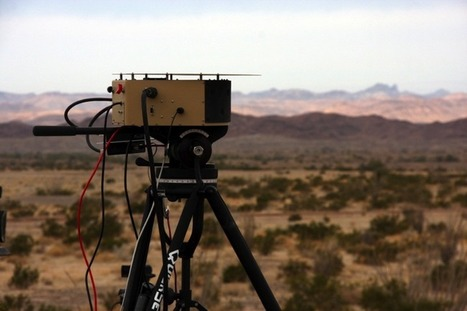 DARPA links brain waves, sensors and algorithms to detect targets | KurzweilAI | Social Media and Technology Review | Scoop.it