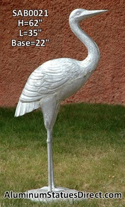 Bird Statues & Goose Statues for Garden and Lawn | Dogs, Wolves and Foxes Statues | Scoop.it