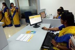 Welcome to India's all-women bank | A Voice of Our Own | Scoop.it