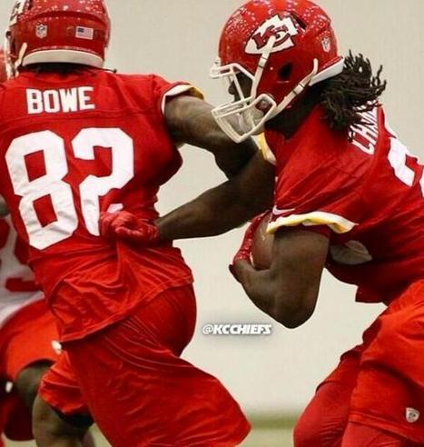 Tweet from @DwayneBowe82 | sports ethics | Scoop.it