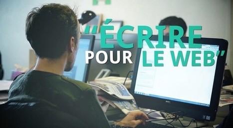 """""""Ecrire pour le Web"""", le nouveau MOOC de Rue89 - Ludovia Magazine   E-learning and On-Line Teaching   Scoop.it"""