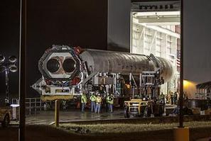 Antares rolled out to Wallops pad ahead of ORB-D mission | NASASpaceFlight.com | The NewSpace Daily | Scoop.it