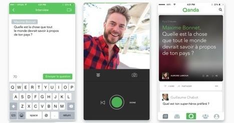 Qanda repense la relation client avec la vidéo mobile   L'Atelier : Accelerating Innovation   Fluidifier son parcours client crosscanal pour une expérience client positive   Scoop.it