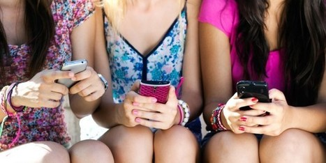 8 Social Media Communities for Targeting Teens and Millennials | Facebook and teens | Scoop.it