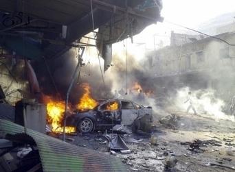 Attentat à la voiture piégée dans un fief rebelle, au moins 20 morts | actualités internationales | Scoop.it