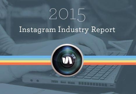 Étude : l'utilisation d'Instagram par les 100 plus grandes marques - Blog du Modérateur   Community Management L'information   Scoop.it