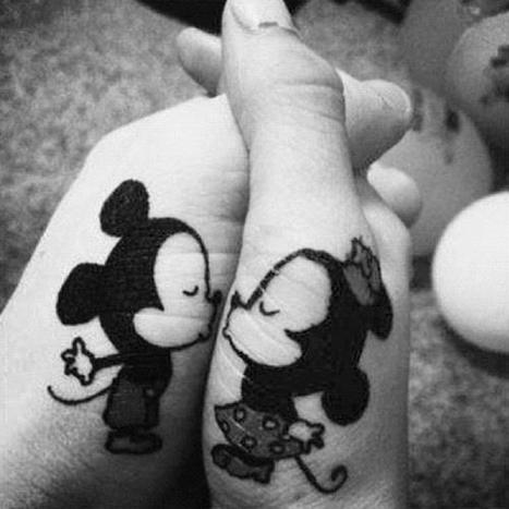 The old Mickey Mouse!:) | The Arts forming our personality | Scoop.it