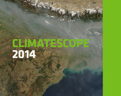 Climatescope 2015 goes live! — Climatescope 2015 | Climate change negotiations and cooperations | Scoop.it
