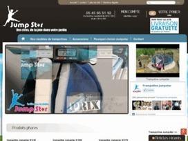 L'achat de trampolines sécurisés | Maison & Jardin | Scoop.it