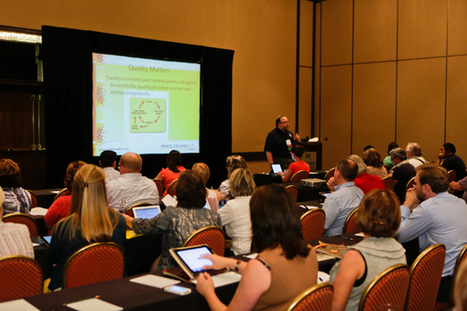 QM Post-Conference Wrap Up Report | Quality assurance of eLearning | Scoop.it