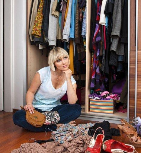 C'est décidé, je fais place nette ! - Cosmopolitan.fr | meubles et objets en carton | Scoop.it
