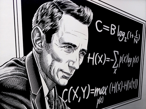Bell Labs Looks at Claude Shannon's Legacy and the Future of Information Age | Post-Sapiens, les êtres technologiques | Scoop.it