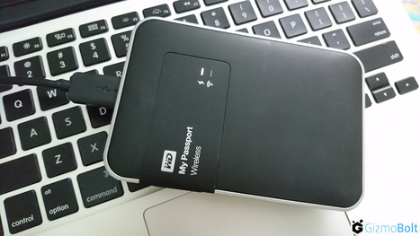 My Passport Wireless Wi-Fi Mobile Storage 1 TB - Review | Xperia Guide | Scoop.it