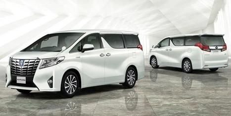New Faces Toyota Alphard is Too Aggressive | Home Designs an Decorating Ideas | Scoop.it