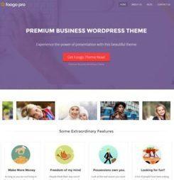 InkThemes Foogo PRO : Responsive Business WordPress Theme | WordPress Themes Review | Scoop.it